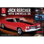 Jack Reacher 1970 Chevelle SS Multi-Colored