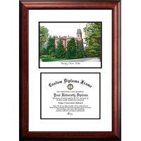 "University of Colorado, Boulder 8.5"" x 11"" Scholar Diploma Frame"