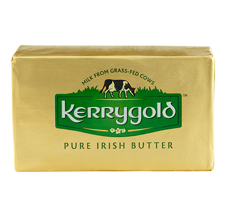 Kerrygold Salted Pure Irish Butter, 8 oz.