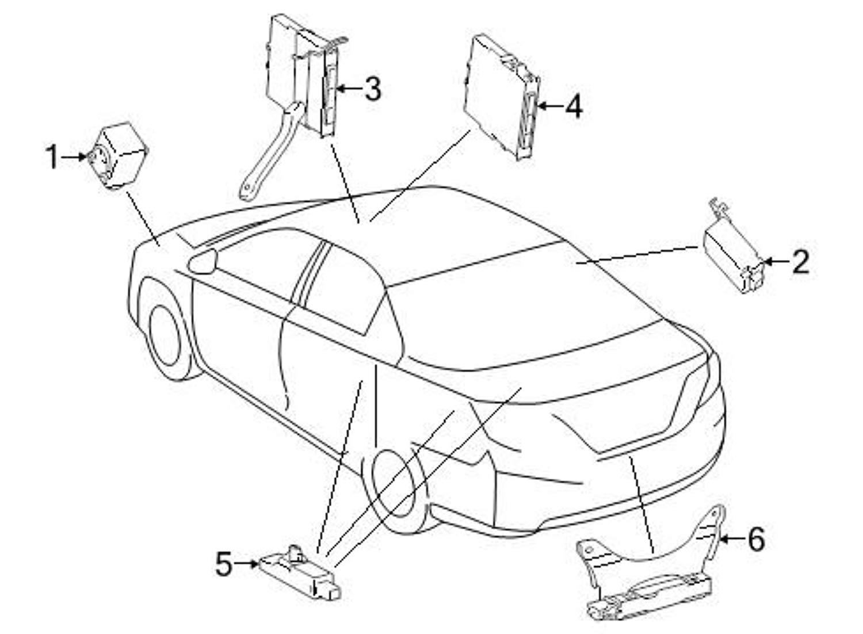 General Motors 25952758 Radiator