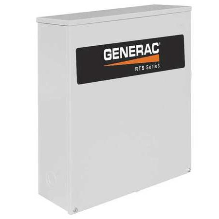GENERAC RTSN200G3 Automatic Transfer Switch,200A,208V