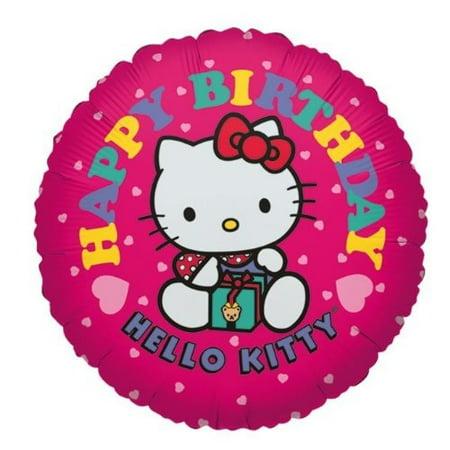 Hello Kitty Balloon 18