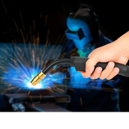 M-100 242282 MIG Gas Shielded Welding Torch 100AMP Welding Tool 10FT//3Meters for Miller Welding Gun