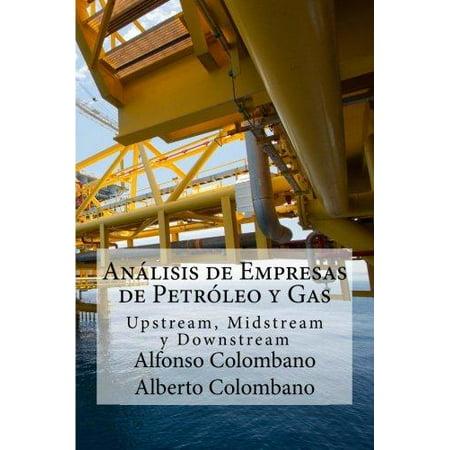 Analisis De Empresas De Petroleo Y Gas  Upstream  Midstream Y Downstream