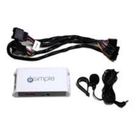 Isimple Ishd751 Carconnect 3000 Smartphone Interface [for Select Select 2004-2011 Honda[r] & (See Interface Accessories)