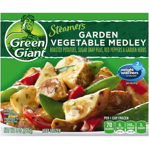 Green Giant Steamers Garden Vegetable Medley, 8 oz