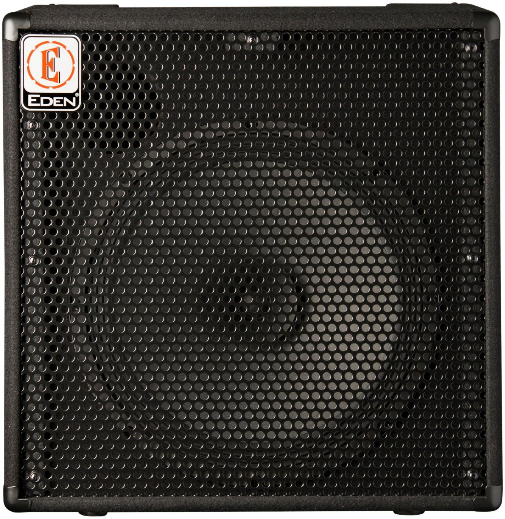 Eden EC15 180W 1x15 Solid State Bass Combo Amp Black by Eden