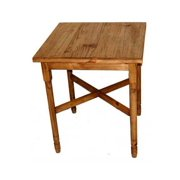 36 in. Square Bar Table