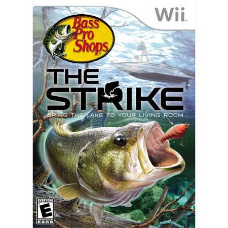 Bass Pro Shops: The Strike (Wii)
