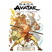 Avatar: The Last Airbender--The Promise Omnibus - eBook