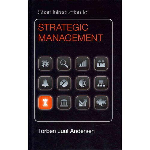 Short Introduction to Strategic Management