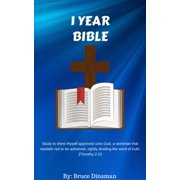 1 Year Bible Reading - eBook