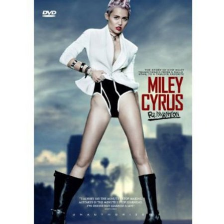 Miley Cyrus  Reinvention   Unauthorized