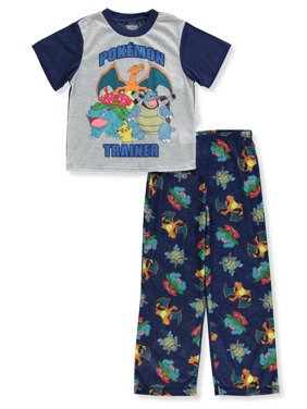 d8bc0c9f0 Product Image Pokemon Boys' 2-Piece Pajama Sleep Set