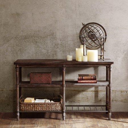 Amazing Carbon Loft 54 Inch Renate Sofa Table In Coffee Brown With Inzonedesignstudio Interior Chair Design Inzonedesignstudiocom