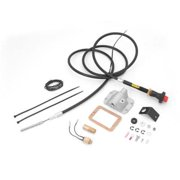 Alloy USA GM Differential Cable Lock Kit By Alloy USA 450600 Axle Disconnect Parts