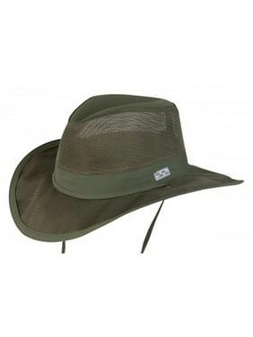 6440720f7c5 Product Image Conner Hats Men s Airflow Light Weight Supplex Outdoor Hat  Navy S