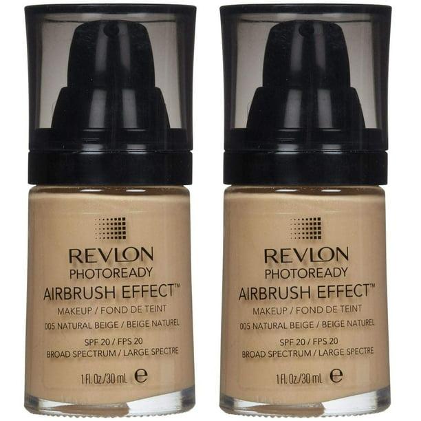 Revlon Photoready Airbrush Effect Makeup #003 Shell (Pack