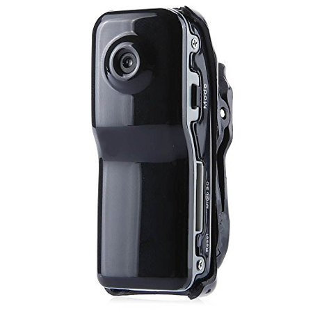 Mini Sport Camera HD Body Camera Video Recorder Portable Pocket DV Cam ()
