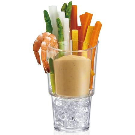 Prodyne Veggie Sticks And Dips On - Halloween Veggie Dip
