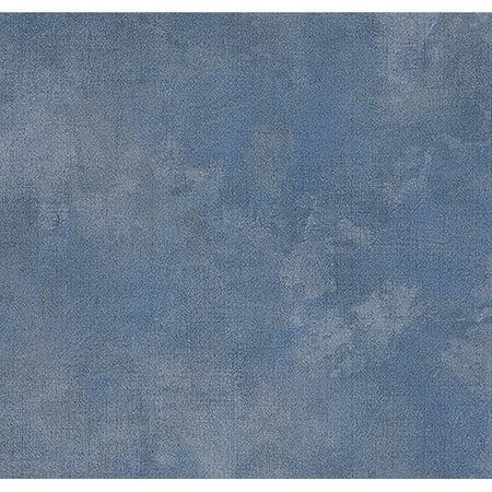 Brewster Sage Hill Dark Blue Texture Wallpaper