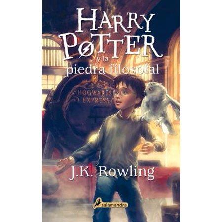Harry Potter y La Piedra Filosofal (Paperback) (Harry Potter Y La Piedra Filosofal Gnula)