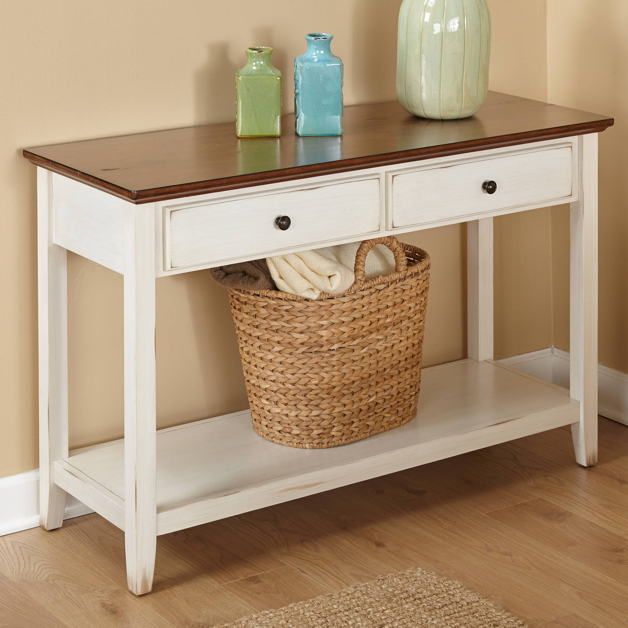 Charleston Sofa Table Walmart Com