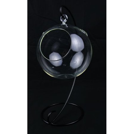 Blown Glass Hanging - Midwest Design Imports Hand Blown Glass Hanging Sculpture (Set of 3)