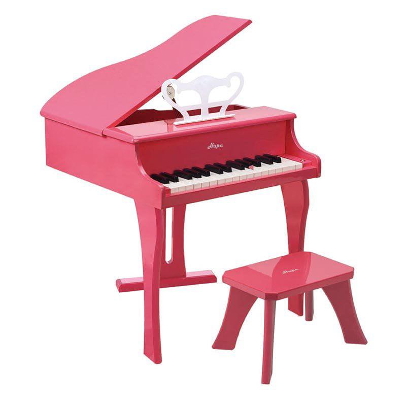 Hape 30 Key Pink Happy Grand Piano