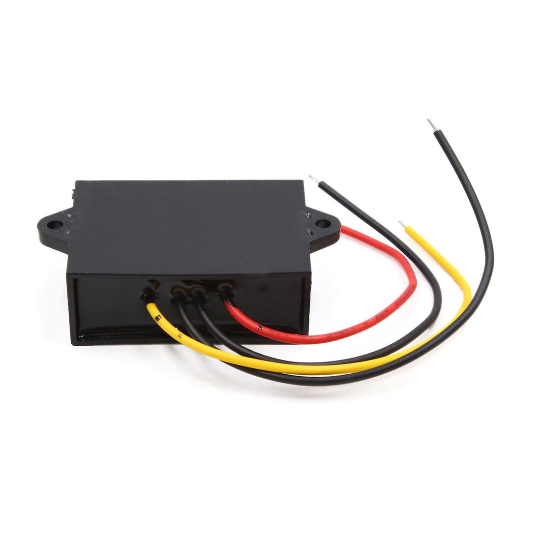 8 40v To 12v Dc 2a Car Power Supply Inverter Transformer Wiring Supplies Converter Device 24w