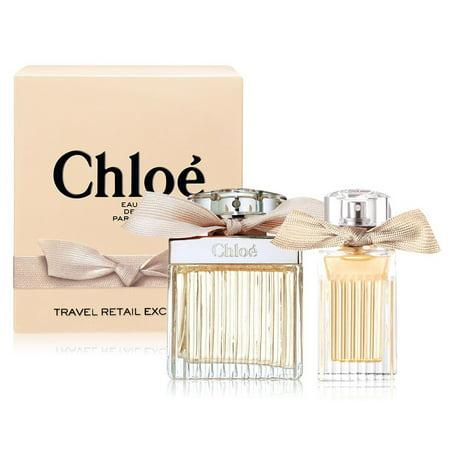 Chloe Chloe Eau De Parfum 2 Piece Travel Gift Walmartcom