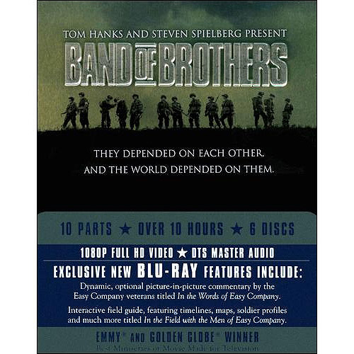 Band Of Brothers (Blu-ray) (Widescreen)