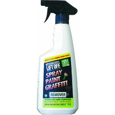 motsenbocker 39 s spray paint graffiti remover. Black Bedroom Furniture Sets. Home Design Ideas