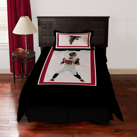 Biggshots Atlanta Falcons Matt Ryan Bedding Comforter Set
