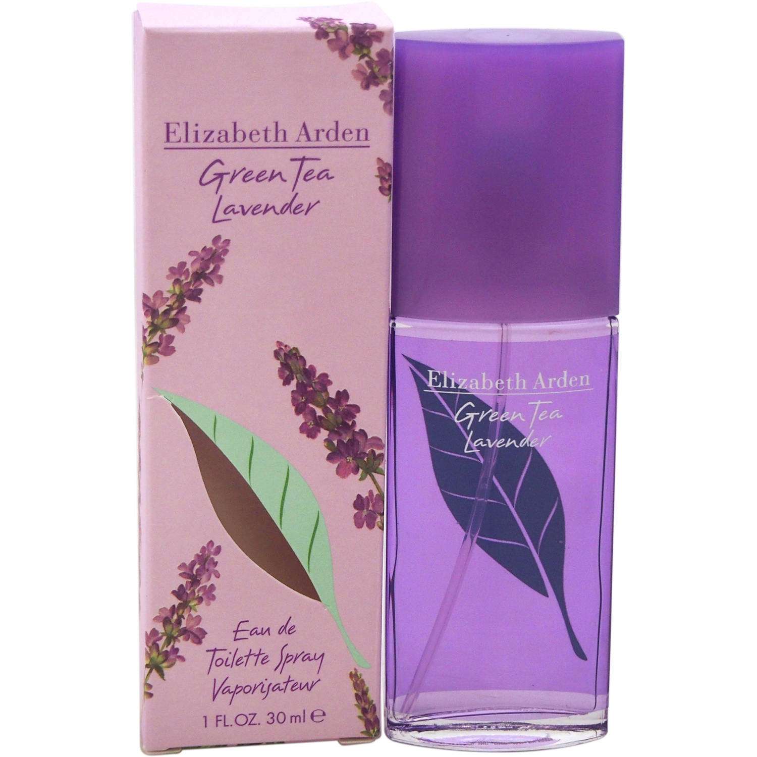 Elizabeth Arden Green Tea Lavender Eau de Toilette Spray, 1 Fl Oz