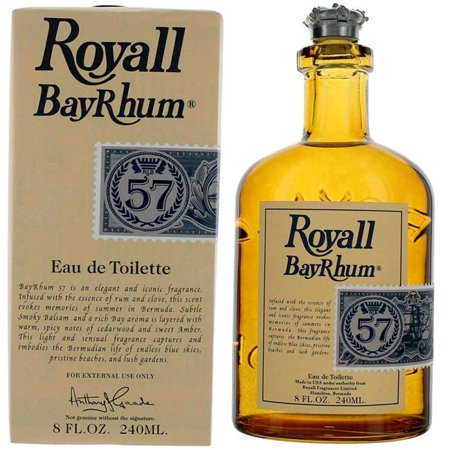Royall Fragrances amrbay578 8 oz Eau De Toilette Splash for Men 5ml Eau De Toilette Splash