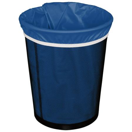 Planet Wise Reusable Trash Bag, Blue (Planet Wise Wet Bag Orange)