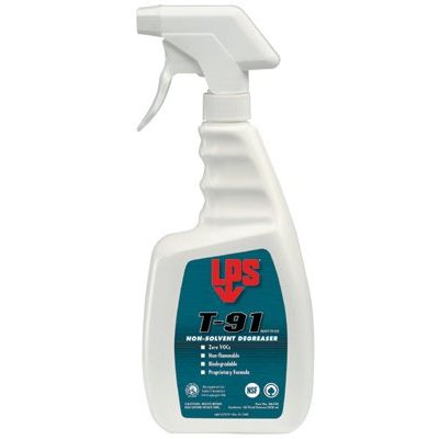 T-91 Non-Solvent Degreaser