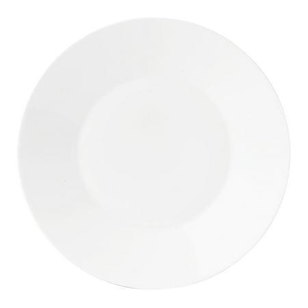 by Wedgwood White Bone China Salad Plate Plain 9