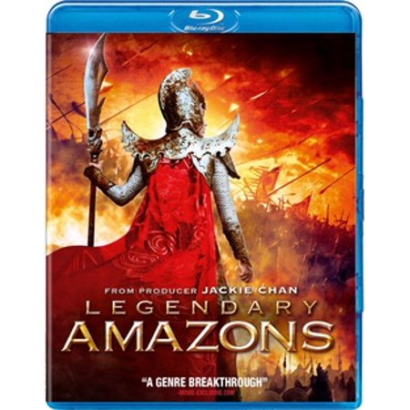 Legendary Amazons (Blu-ray) (Halloween 6 Producer's Cut Amazon)