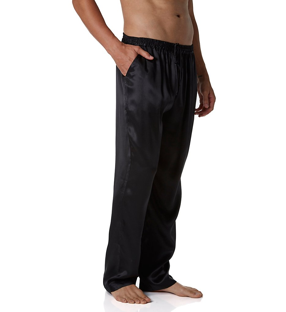Magic Silk 1804 Silk Charmeuse Lounge Pant