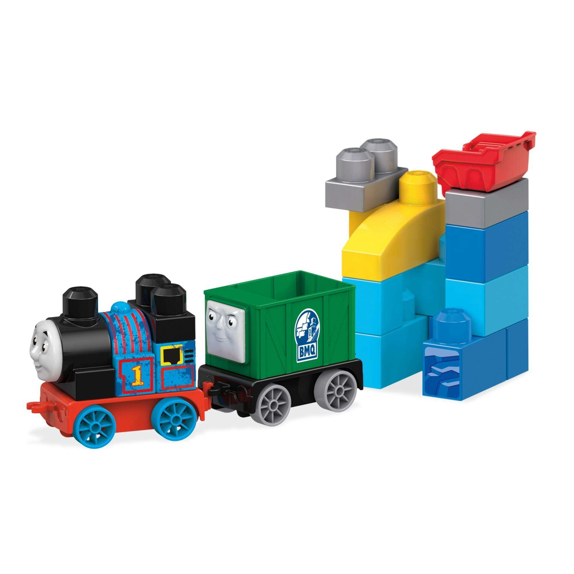Mega Bloks Thomas & Friends Blue Mountain Team-up by Mattel