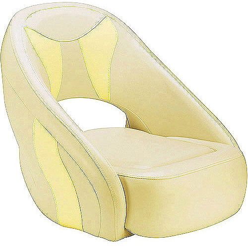 Attwood Avenir SAS Sport Full Upholstered Seats - Base Color Tan