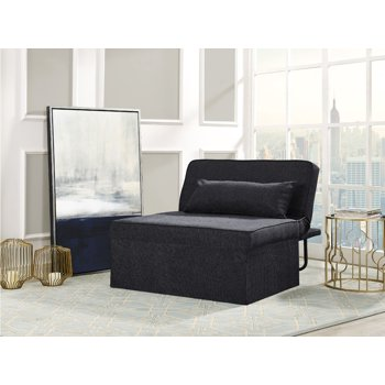 Relax A Lounger Myles Otto-Kube Convertible Ottoman