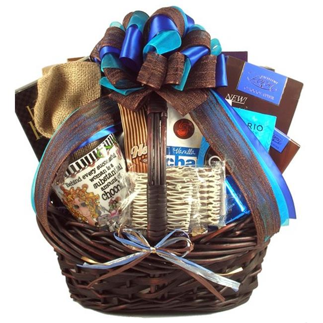 Gift Basket Drop Shipping ExCh Extreme Chocolate Fix, Gift Basket For Her