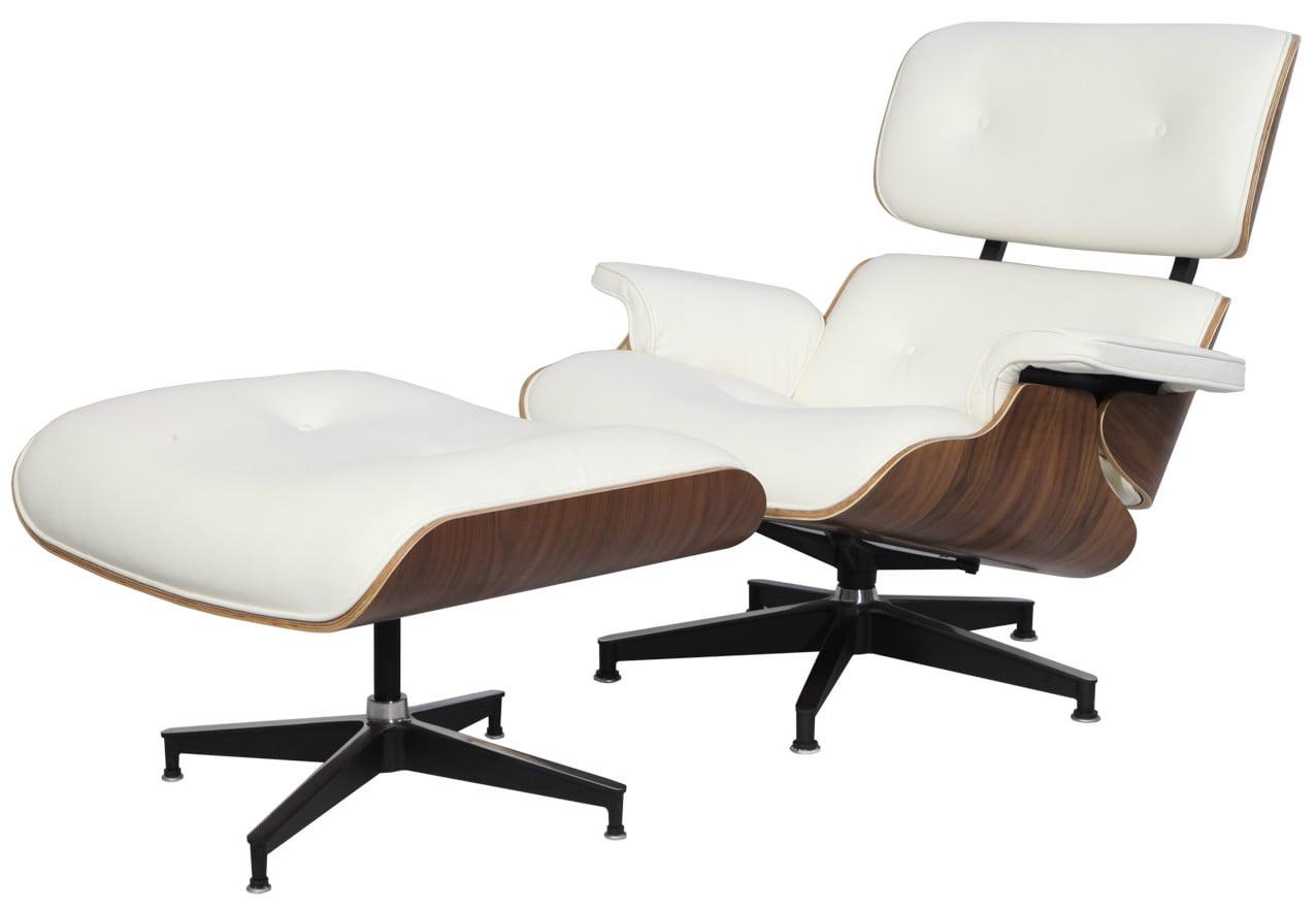 Eames Lounge Chair Amp Ottoman Walmart Com