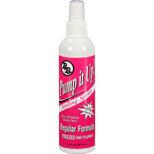 BB Pump It Up Regular Formula Styling Spritz, 8 oz