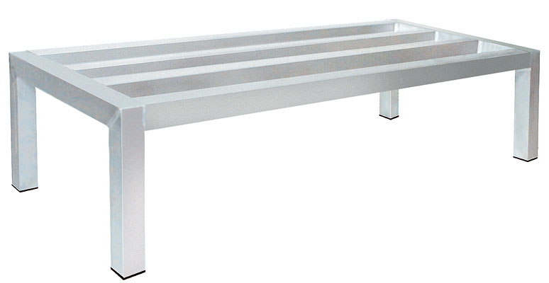 Advance Tabco 36 Dunnage Square Bar Lite Series Rack Model DUN-2036-8 by Advance Tabco