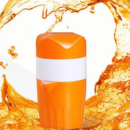 VENSE Plastic Hand Manual Orange Lemon Juice Extractor Fruits Squeezing Reamers - image 6 of 9
