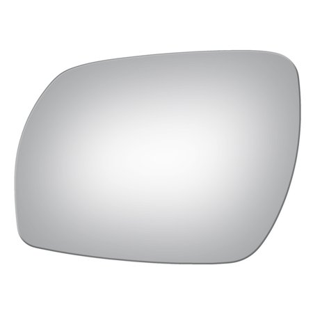 Murano Glass Seal - Burco 2982 Driver Side Replacement Mirror Glass for 2003-2007 Nissan Murano